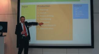 Как создавать презентацию