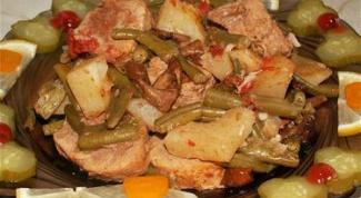 Как готовить рагу из мяса