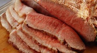 Как приготовить свиную грудинку