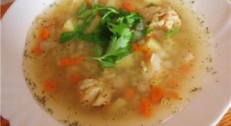 Как приготовить суп из консервов