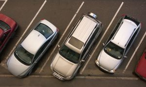 Как припарковать машину в 2018 году