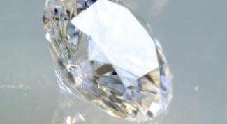 Как почистить бриллиант
