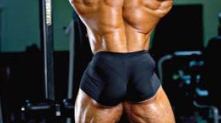 Как растянуть спину?