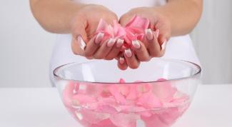 Как сделать руки гладкими