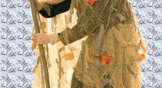 Как сделать костюм кикиморы