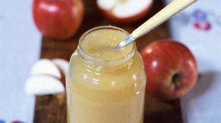 Как приготовить яблочное пюре