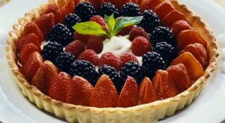 Как приготовить быстро торт