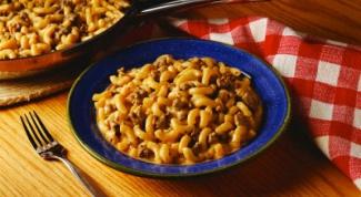 How to cook pasta nautically