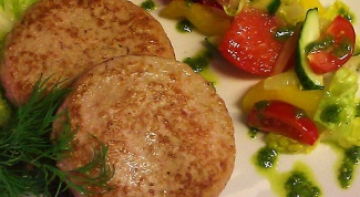 How to cook cutlets of chicken minced meat