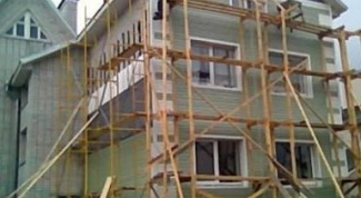 Как штукатурить фасад