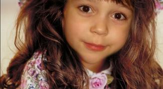 Как укрепить волосы ребёнка