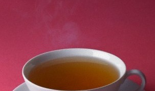 Как отстирать чай