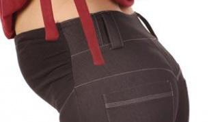 Как сшить брюки беременным