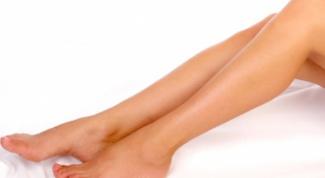 Как убрать толстые ноги