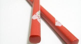 Как закалывать палочки для волос