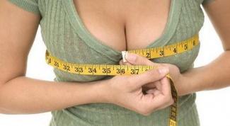 Как увеличить грудь народными способами в 2017 году