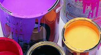 Как сделать краску матовой