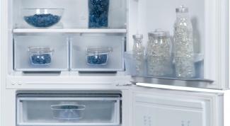 Как разморозить холодильник indesit