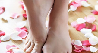 How to reduce the bones in the legs