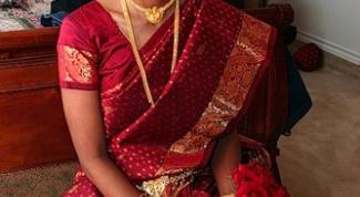 Как сшить индийский костюм