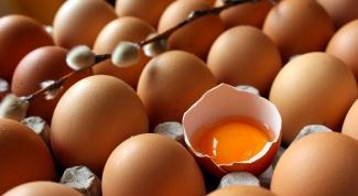 Как обрабатывать яйца