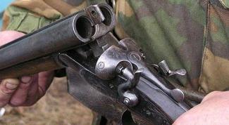Как пристрелять ружьё