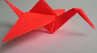 Как сделать жаворонка из бумаги