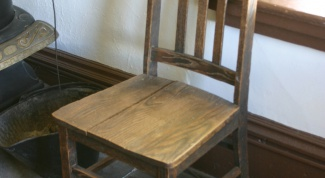 Как расставить стулья