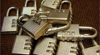 Как установить на программу пароль