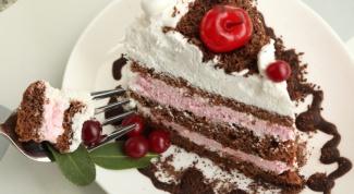 Как разукрасить торт