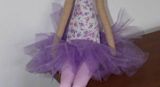 Как сделать куклу тильда