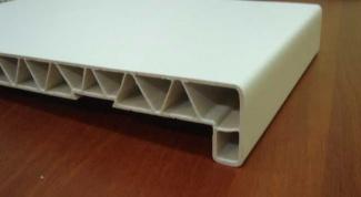 Как установить пластиковые подоконники