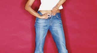 Как сделать джинсы варенками
