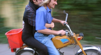 How to increase the power of a moped