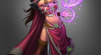 How to bleed the talents of the mage in wow