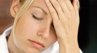 Как снять головную боль при беременности