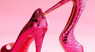 Как сделать обувь на размер больше