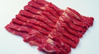 Как разделывать говядину