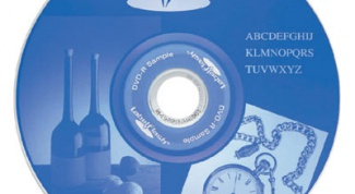Как напечатать на диске