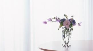 Как раскрасить вазу