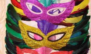 Как сделать маскарадную маску