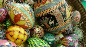 Как сделать пустое яйцо из папье-маше