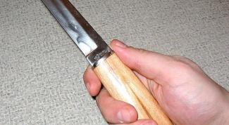 Как сделать самодельный нож