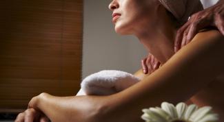 Как сделать массаж для любимой