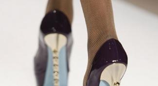 Как сделать обувь мягче