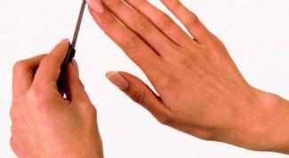 Как сделать накладные ногти самим