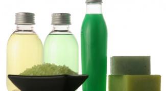 Как сделать натуральный шампунь