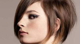 Как сделать начес на коротких волосах