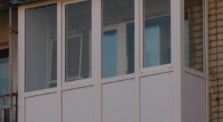 Как сделать козырек на балкон