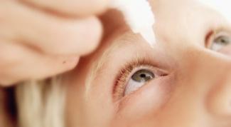 Как снять воспаление в глазу